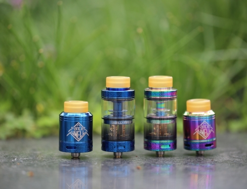 Top 5 E-Juice Brands